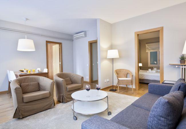Apartamento en Barcelona - Rambla Catalunya 2d