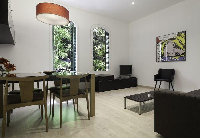 Apartamento en Barcelona ciudad - Napols 258 2d