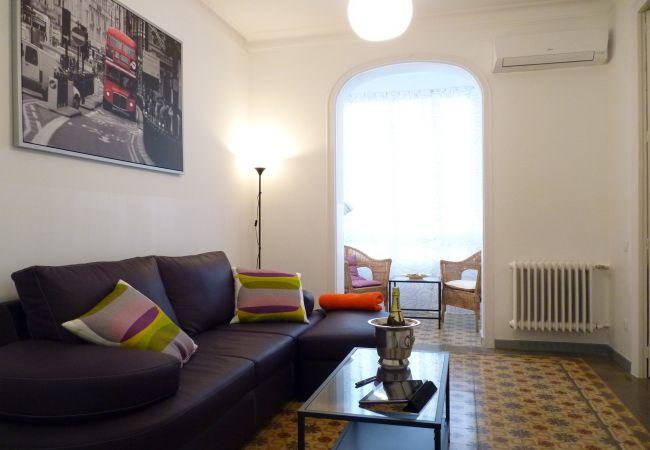 Apartamento en Barcelona ciudad - Napols 258 3d