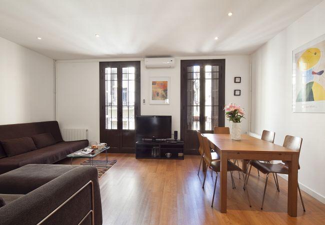 Apartamento en Barcelona ciudad - Travessera de Gracia 136