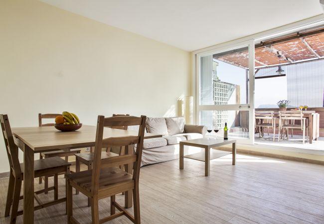 Apartamento en Barcelona ciudad - Marina 110