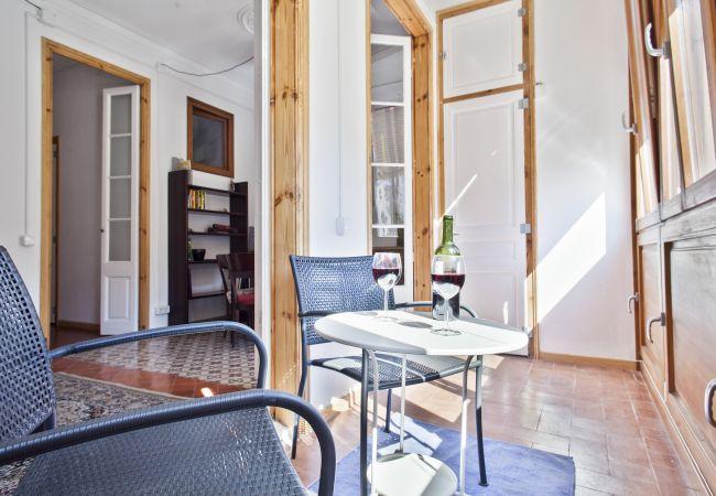 Apartamento en Barcelona ciudad - Enric Granados 107