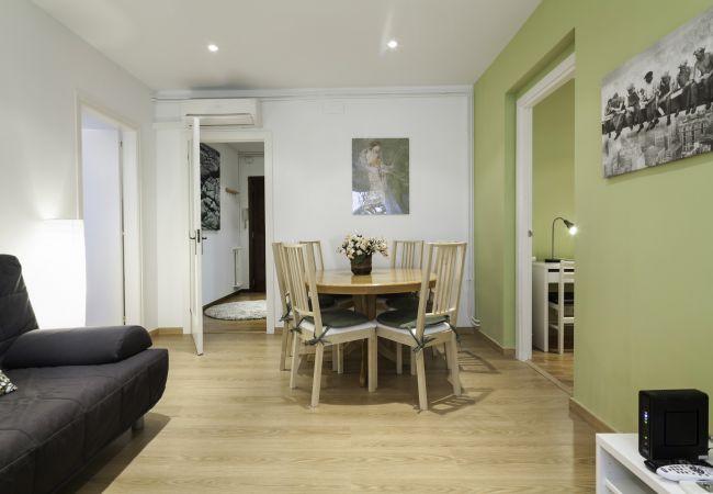 Apartamento en Barcelona ciudad - Aribau 280
