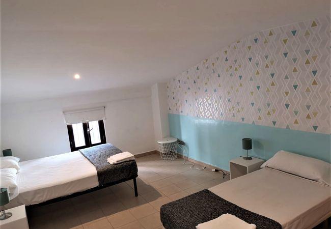 Apartamento en Valencia - Coroa del Mar Duplex Medio