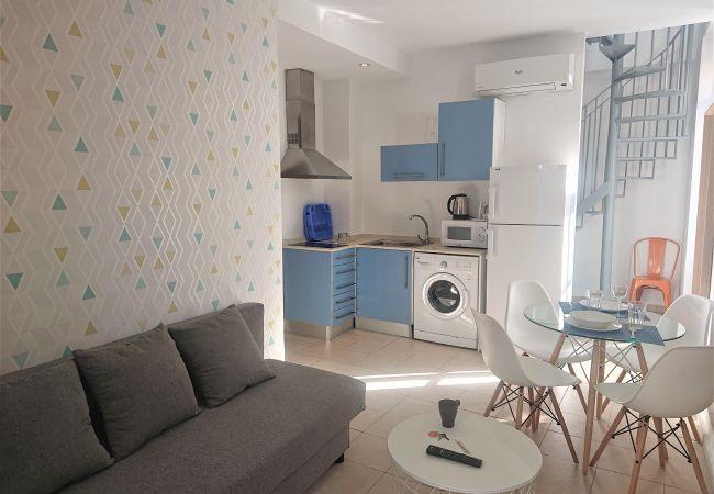 Apartamento en Valencia - Coroa del Mar Duplex Grande