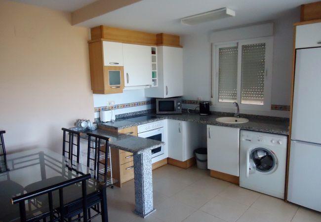 Apartamento en Peñiscola - Apartamento Caleta II LEK