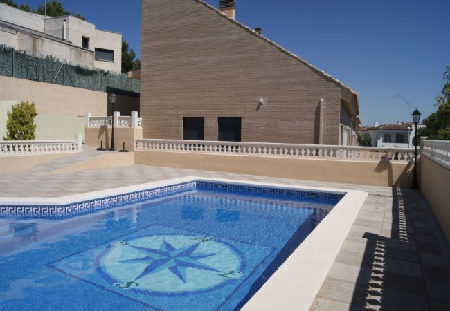 Apartamento en Peñiscola - Duplex Patricia Park LEK