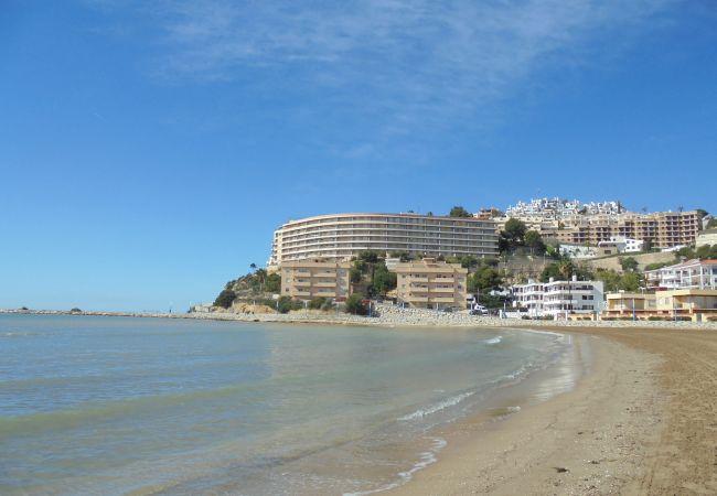 Ferienwohnung in Peñiscola - Palacio del Mar
