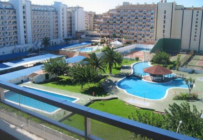Apartment in Peñiscola - Peñismar I D