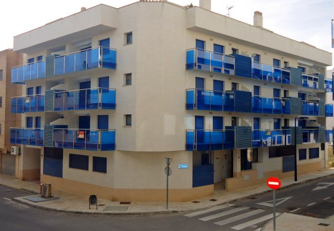 Apartment in Peñiscola - Miralcielo I 6/8